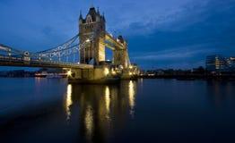 De brug van de toren Stock Afbeelding