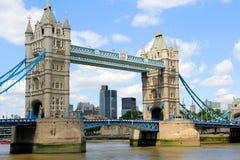 De Brug van de toren in Londen Stock Afbeelding