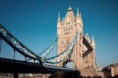 De Brug van de toren, Londen Royalty-vrije Stock Foto's