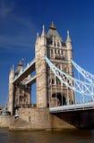 De Brug van de toren, Londen Royalty-vrije Stock Afbeeldingen