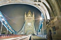 De Brug van de toren in Londen, Engeland Royalty-vrije Stock Foto