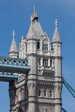 De Brug van de toren, Londen, Engeland Royalty-vrije Stock Foto