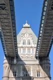De Brug van de toren - Londen, Engeland Royalty-vrije Stock Afbeelding