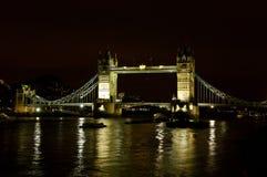 De brug van de Toren van Londen Royalty-vrije Stock Foto