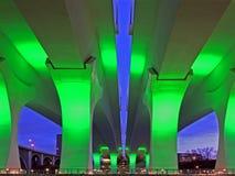 De brug van de weg 35W Royalty-vrije Stock Afbeelding