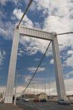 De brug van Elisabeth´s in Boedapest Royalty-vrije Stock Foto