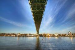 De brug van Freemont stock foto's