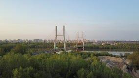 De brug van de Guyedauto stock videobeelden