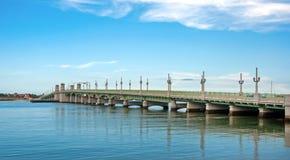 De brug van heilige Augustine royalty-vrije stock fotografie