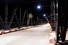 De brug van het ijzer Royalty-vrije Stock Fotografie