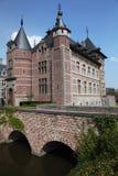 De brug van het kasteel Royalty-vrije Stock Afbeeldingen