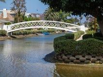 De brug van de het Strandvoet van Venetië royalty-vrije stock foto