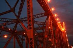 De brug van het verhaal Stock Afbeeldingen