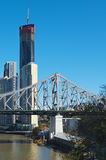 De Brug van het verhaal, Brisbane Stock Afbeelding