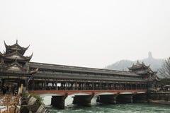 De brug van het zuiden Stock Foto