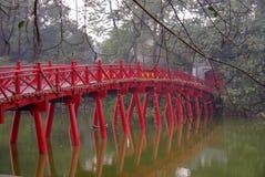 De brug van Huc Stock Fotografie