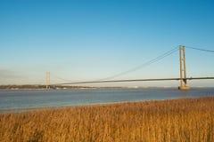 De brug van Humber Stock Afbeeldingen