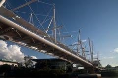 De brug van Kurilpa van het noordenbank Stock Afbeelding