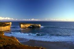 De Brug van Londen, Grote OceaanWeg, Australië Royalty-vrije Stock Foto's