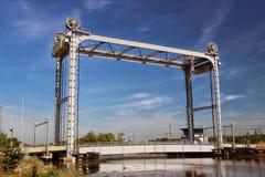 De Brug van Louisiane Royalty-vrije Stock Foto