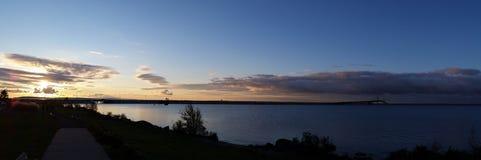 De Brug van Mackinac Royalty-vrije Stock Afbeeldingen