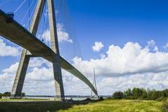 De brug van Normandië Royalty-vrije Stock Afbeelding