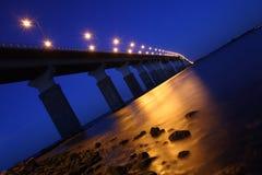 De brug van Olands Stock Fotografie