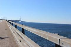 De brug van Oresund royalty-vrije stock foto's