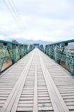 De brug van Pai Stock Afbeeldingen