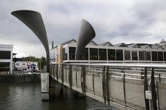 De brug van Pero, Bristol Stock Afbeeldingen