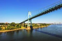 De brug van Portland Stock Fotografie