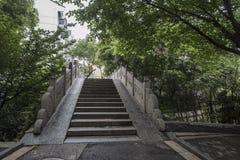 De Brug van de Qinhuairivier Stock Afbeelding