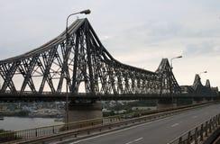 De brug van Saligny - RUW formaat Stock Foto's