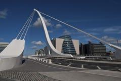 De brug van Samuel Beckett Royalty-vrije Stock Foto