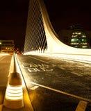 De brug van Samuel Beckett Stock Afbeeldingen