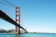 De brug van San Francisco Royalty-vrije Stock Fotografie