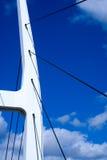 De brug van Suspenson Stock Afbeeldingen