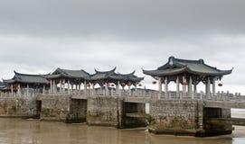 De Brug van Syantse, Teochew Stock Foto's
