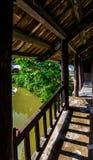 De Brug van Thuongnong Stock Foto