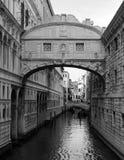De brug van Venetië van sighs royalty-vrije stock foto's