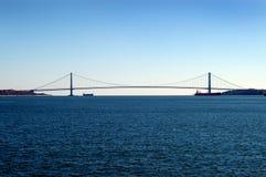 De brug van Verrazano Royalty-vrije Stock Afbeeldingen