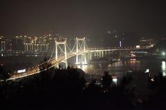 De brug van Xiamenzhangzhou Royalty-vrije Stock Afbeelding