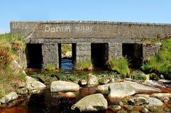 De brug Wicklow van Graffiti   Royalty-vrije Stock Afbeelding