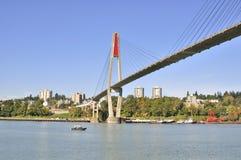 De brug van Skytrain Stock Fotografie