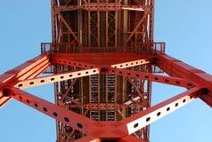 De brugdetail van Lissabon Stock Fotografie