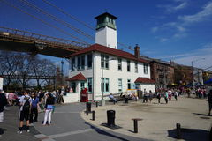 De Brugpark 40 van Brooklyn Stock Foto's