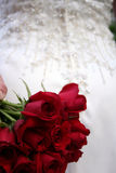 De bruid Stock Foto's