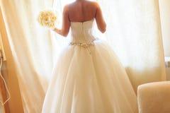 De bruid Stock Afbeeldingen
