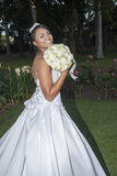 De Bruid van het huwelijk Royalty-vrije Stock Foto's