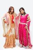 De bruiden van Bangali Stock Afbeelding